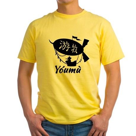 youmu-yellow-tshirt-front