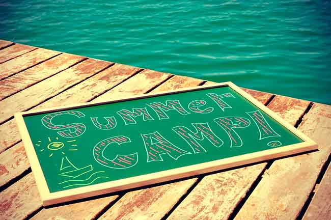 summer camp counselor abroad
